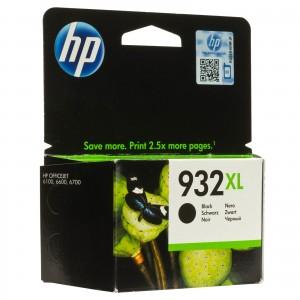 კარტრიჯი HP-932XL Black  CN053EA  (1000 pages)
