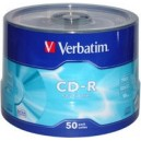 CD-R 700MB Verbatim, 50 Pack
