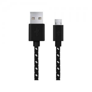 კაბელი Esperanza EB181K Micro USB 2.0 A-B M/M 2.0m