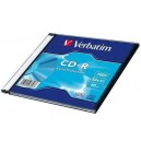 CD-R 700MB Verbatim Slim