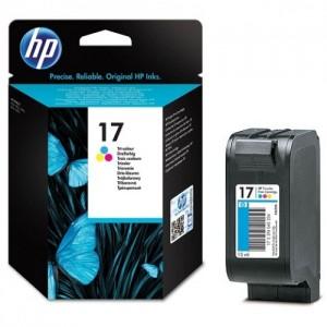კარტრიჯი HP-17 Tri-Color C6625A (480 Pages)